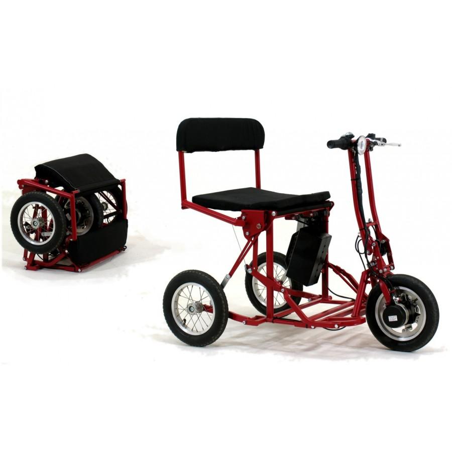 scooter pliant lectrique r30 tricycle pliant. Black Bedroom Furniture Sets. Home Design Ideas